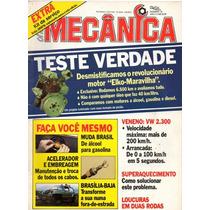 Oficina Mecânica Nº16 Veneno Vw2300 Motor Elko Brasília Baja