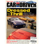 Car And Driver Jul/2001 Jaguar Xkr Porsche 911 Svt Mustang
