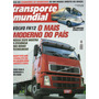 Transporte Mundial N°14 Volvo Fh12 Scania P114 330 Bombeiros