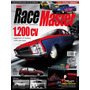 Race Master N°08 Opala Turbo Fusca Gol 16v Saveiro 8v Astra