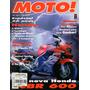 Moto! N°47 Honda Cbr 600f Ducati St2 Daelim Vs 125
