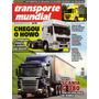 Transporte Mundial N°83 Howo Scania G380 Daf Cf75 Automec