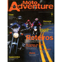 Moto Adventure N°1 Bmw R 1200 C Avantgarde Triumph Tt 600