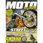 Moto Fúria N°9 Street Chopper Suzuki Gt 750 Triumph Sprint