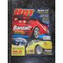 Revista Hot Fevereiro 2004 Nº 25 ( Mx-3, Opala, 206, Fusca )