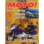 Moto! N°72 Honda Gold Wing 1800 Ktm 520 Suzuki Dr-z 400 Rc51