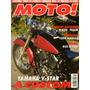 Moto! N°43 Yamaha V-star Suzuki Gsx-r 750 Kawasaki 1500nomad