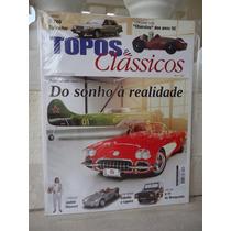 Topos & Classicos N°132 Volvo 760 Faf A44 Porsche 550 Spider