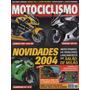 Motociclismo N°69 Honda Nxr 125 150 Bros Tornado Nx 4 Falcon