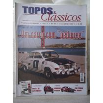 Topos & Classicos N°41 Saab 96 V4 Citroen Faf 44