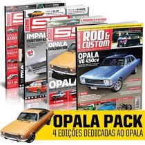 Opala Pack (4 Revistas Por Um Preço Especial)