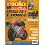 Moto & Técnica 28 * Aprilia Rs V 1000 * Shadow 1100 T * Mons