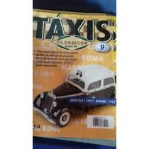 Fascículo Táxis Clássicos Mercedes 170v Ed.09