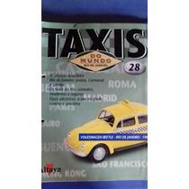 Fascículo Táxis Clássicos Ed.28 Rio De Janeiro