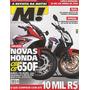 Moto.238 Out14- Cb650 Nc700 Xtz125 Cg150 125bros Dafra Facto