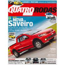 Automóveis: Revista Quatro Rodas - Nº. 595 / Setembro 2009