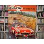 Revista Quatro Rodas Nº8 - Ano 1 Março 1961 - Raríssima!!!