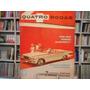 Revista Quatro Rodas Nº16 - Ano 2 Novembro 1961 - Raríssima!