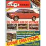 Revista Quatro Rodas Nº269 (voyage, Monza, Del Rey, Envemo)