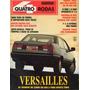 Revista Quatro Rodas Nº372 (julho 1991)