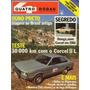 Revista Quatro Rodas Nº242 (corcel Ii L, Passat, Belina)