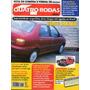 Revista Quatro Rodas Nº443 (siena Gol 1000 16v)