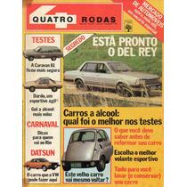Revista Quatro Rodas Nº247 (del Rey, Caravan, Dardo, Isetta)