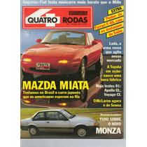 Revista Quatro Rodas Nº364 (novembro 1990)