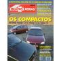 Revista Quatro Rodas Nº417 (twingo 1.2 Fiesta 1.3 Corsa 1.4)