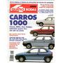 Quatro Rodas Nº405 Corsa Uno Turbo Mille Golf Gti Hobby 1000