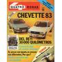 Revista Quatro Rodas Nº268 (del Rey, Chevette, Monza)