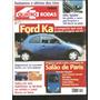 Revista Quatro Rodas Novembro De 1996 - N°436 Ford Ka