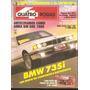 Revista Quatro Rodas Janeiro / 91 N° 366 -bmw735i