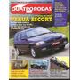 Revista Quatro Rodas Janeiro De 1997 - N°438 - Perua Escort