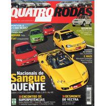 Quatro Rodas Nº568 Lobini Civic Si Golf Gti Palio 1.8r Ka Xr