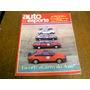 Auto Esporte Março De 1984 - Linha Escort / Parati Gls