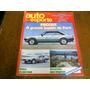 Auto Esporte Junho 1983 - Escort - Ventura Fiat Oggi Voyage