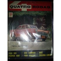 Revistas 4 Rodas Anos 60
