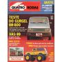 Quatro Rodas Nº341 Dezembro 1988 Gurgel Br-800 Xr3 Big Foot
