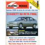 Quatro Rodas Nº335 Junho 1988 Kadett Uno 1.5 Turbo Voyage Gl