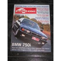 Quatro Rodas Fev-1996 Nº 427 - Zx Furio, Tipo, Ford F1000