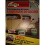 Revista Quatro Rodas Junho 1980 Fusca Alfa Romeo Ti4