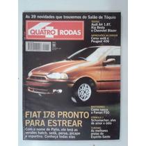 Revista 4 Rodas Dezembro 1995 Nº 425