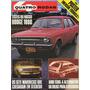 Quatro Rodas Nº139 Fevereiro 1972 Dodge 1800 Maverick Audi
