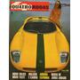 Quatro Rodas Nº80 Março 1967 Novo Volks Novo Teste Willys