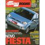 Quatro Rodas Nº502 Mai/2002 Fiesta Lancer Evolution Strada