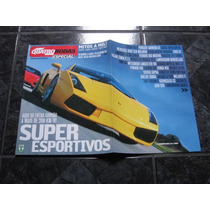 Quatro Rodas - Enzo, Slr Mclaren, Viper, F40, F50, Bugatti