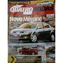 Revista Quatro Rodas Nº 548 Novo Megane Janeiro 2006