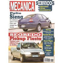 Revista Oficina Mecânica Nº130 - Palio Siena - Pickup Fiesta