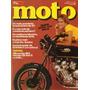 Quatro Rodas Moto N°11 Xuxa Monareta Avx Honda Cb 400s Xs400